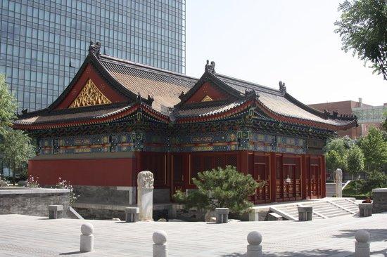 Zibo Lushen Temple