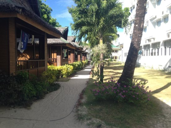 Bans Beach Resort: Bans cottages