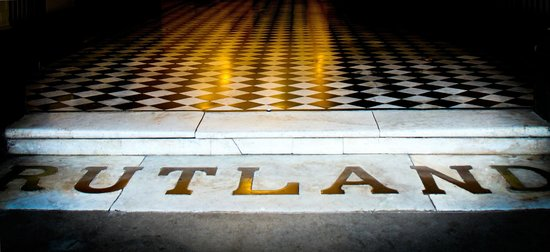 Rutland Arms: Victoria Avenue Entrance