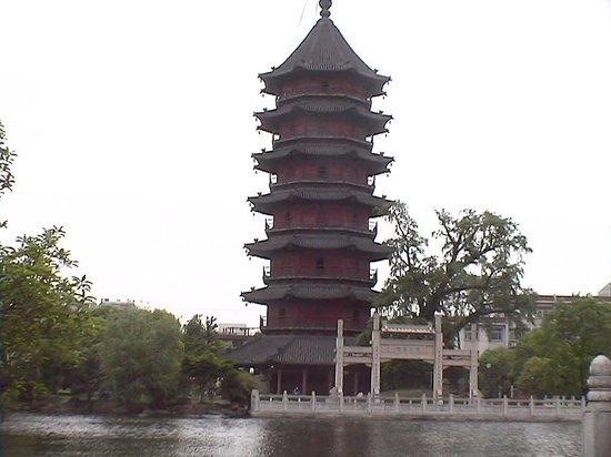 Lianhuazhuang Garden Foto