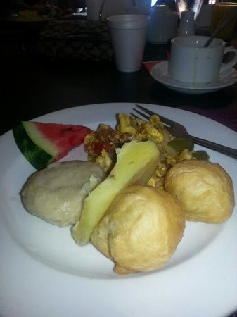 Altamont Court Hotel Kingston: Breakfast @ Altamont Court Hotel