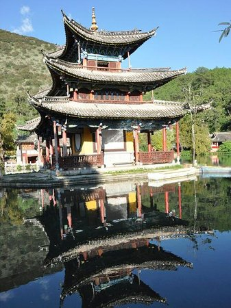 Longquan Temple of Lijiang