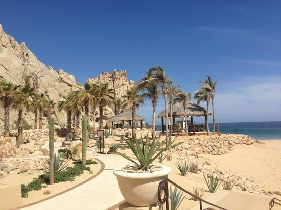 Grand Solmar Land's End Resort & Spa: Spa Cabanas