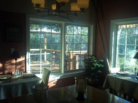 Eden Vale Inn: breakfast room