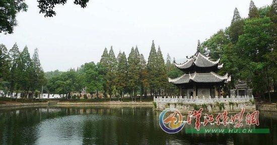 Xijia Pond