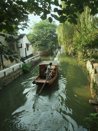 Qintong Boat Race