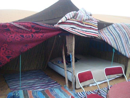 كاسبا موهايوت: tent