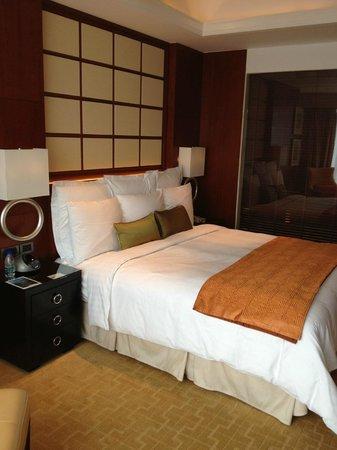 Shanghai Marriott Hotel City Centre: Room