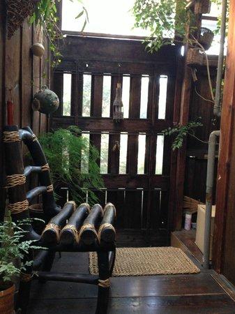 Guest House Bola-Bola: 舒適的小角落