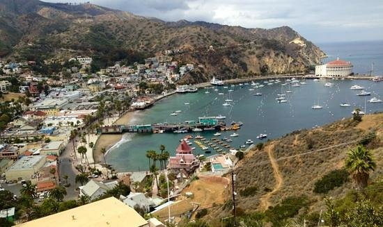 Catalina Island Chamber of Commerce & Visitors Bureau: scenic views