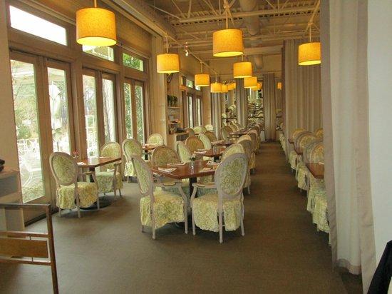 Proximity Hotel: Restaurant