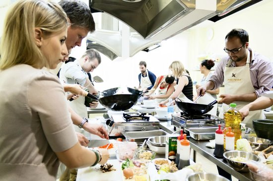 马里万泰国料理教室