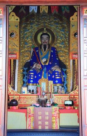 Jinhua Taoist Temple