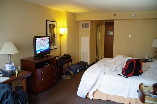Hampton Inn Manhattan-Times Square North: habitacion
