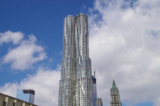 Hampton Inn Manhattan-Times Square North: vista