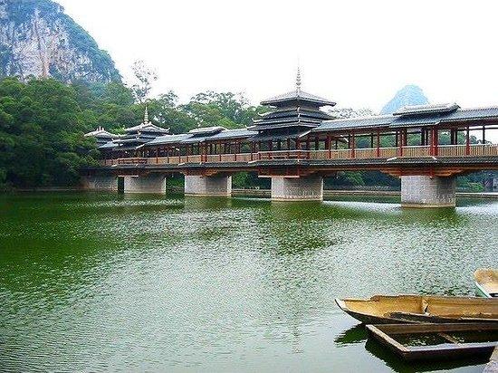 Фотография Liujiang County