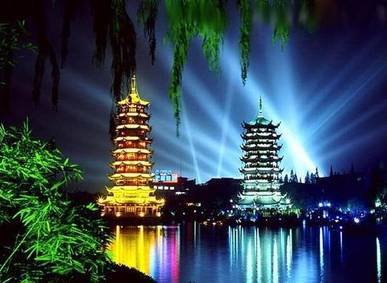 Qingshi Lake Photo