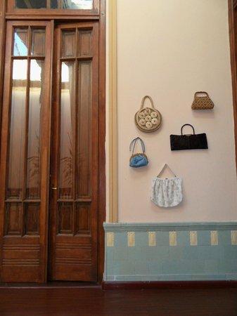 Ukelele Hostel: hallway