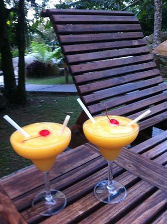 pause cocktail au Silencio