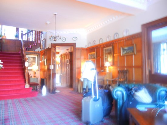 Tigh na Sgiath Country House Hotel: reception