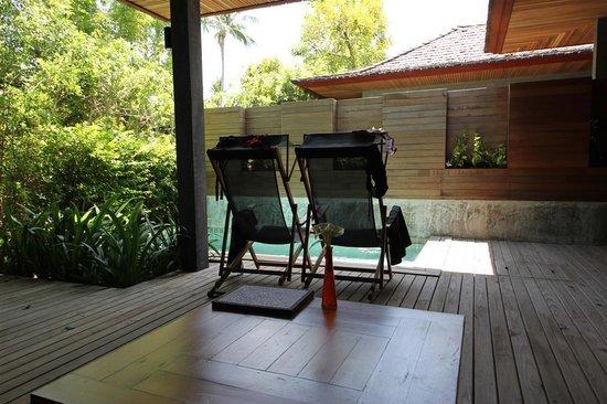 Tango Luxe Beach Villa: swimming pool