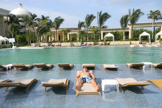 Iberostar Grand Hotel Paraiso: Ah relaxation!