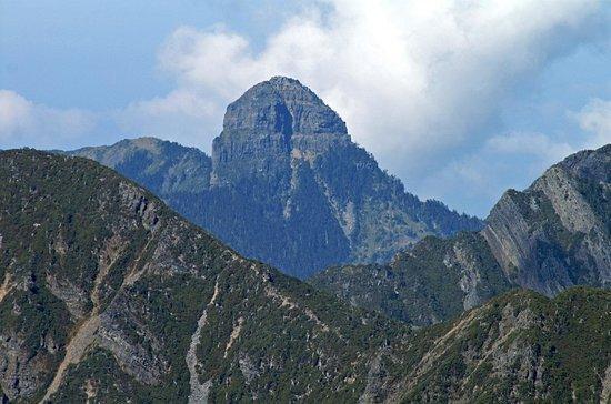 Nanshan Mountain of Shangrao