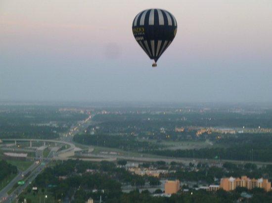 Orlando Balloon Rides: beautiful morning