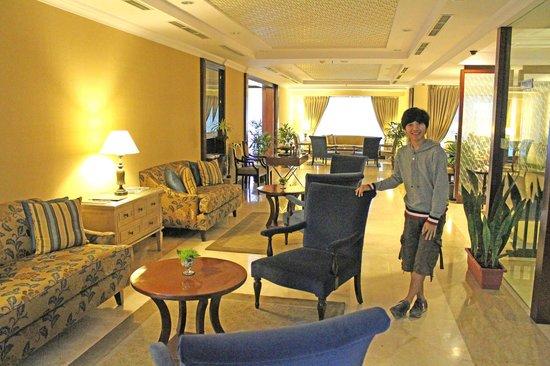 Asmila Boutique Hotel: Asmila Bandung Guest Lounge