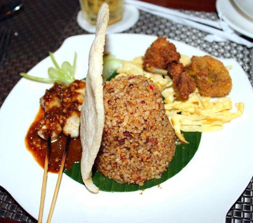 Asmila Boutique Hotel: Asmila Nasi Goreng Special Bandung