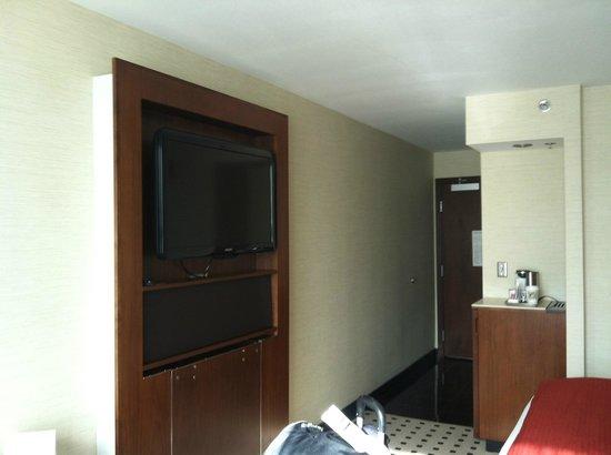 Radisson Hotel Menomonee Falls: tv