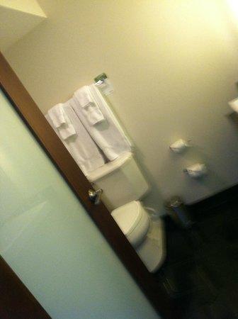 Radisson Hotel Menomonee Falls: bathroom