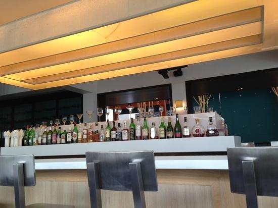 Nap Patong: the bar