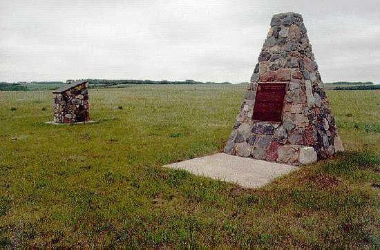 Battle of Tourond's Coulee/Fish Creek National Historic Site
