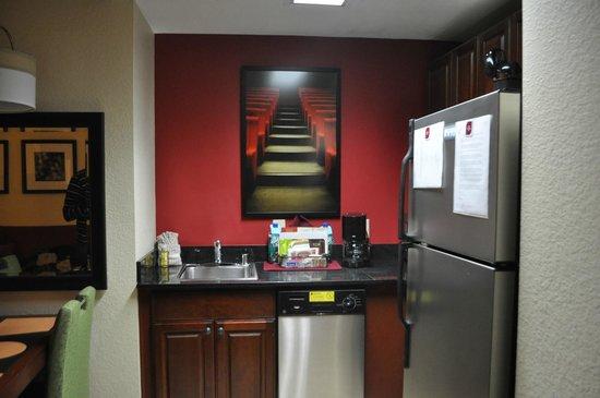 Residence Inn Beverly Hills: Cocina