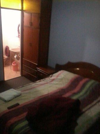 Hostal Victor - Lima Airport Hostel : traté de dejar el cuarto tan bien como me lo dieron