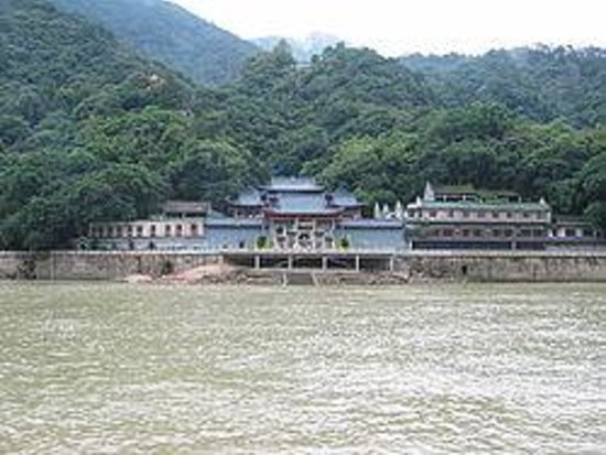 Qingxiu Temple of Shanwei