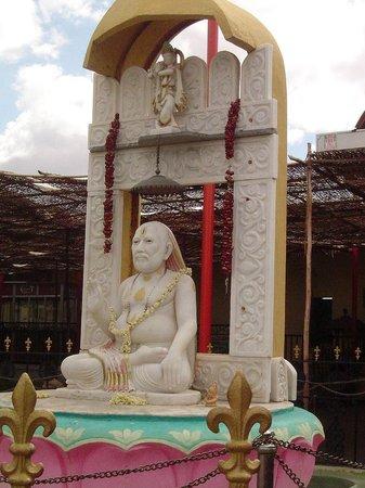 Raghvendra Swamy Brindavana