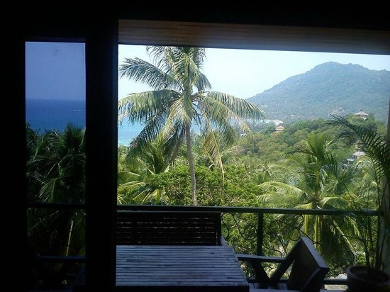 Koh Tao Heights Exclusive Apartments: beautiful view!!