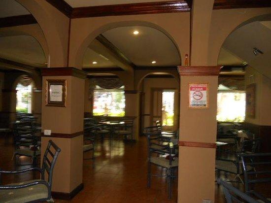 Hotel Don Carlos: restaurant
