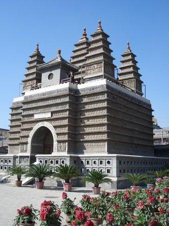 Songshan Warring States Mausoleum