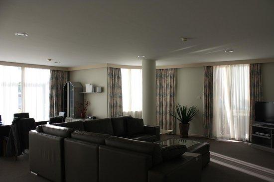 Salamanca Inn: lounge