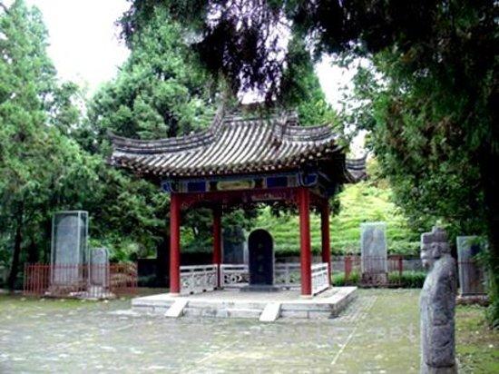 Cai Lun Mausoleum Photo