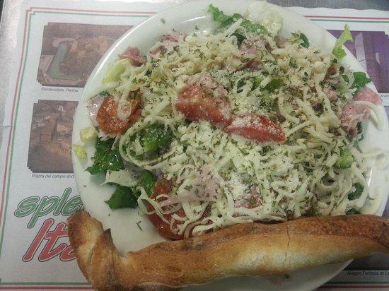 Foggia Brothers: great side salad