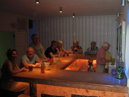 Casa Sirena Hotel: Happy Hour at Casa Sirena