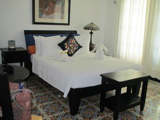 Casa Sirena Hotel: Room 2 overlooking courtyard