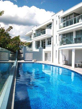 Waimahana Luxury Lakeside Apartments: Luxury Lakeside accommodation