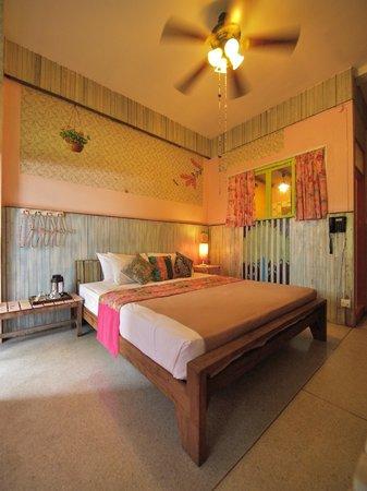Phranakorn-Nornlen Hotel: Double room