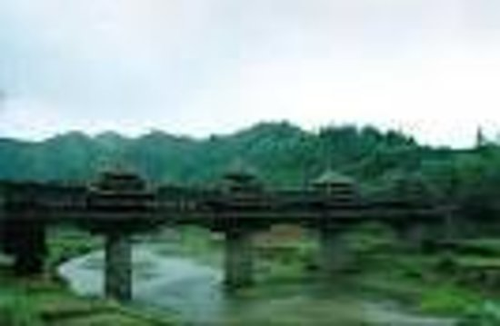 Longshan Fengyu Bridge