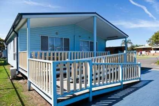 Windang, Australia: 3 bedroom deluxe 6 berth cabin